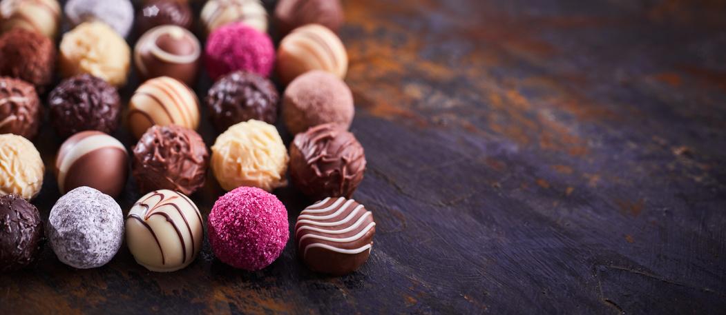 Zeig dich von deiner Schokoladenseite
